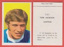 Everton Tommy Jackson Northern Ireland